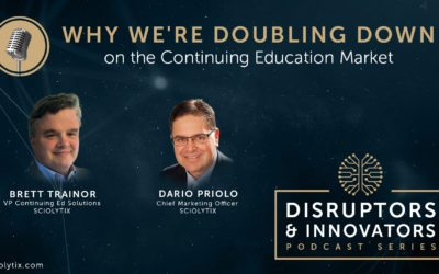 Why We're Doubling Down on the Continuing Education Market